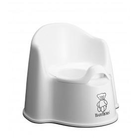 Naktipuodis BabyBjorn Potty Chair (spalva - balta)