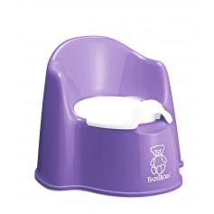 Naktipuodis BabyBjorn Potty Chair (spalva - violetinė)