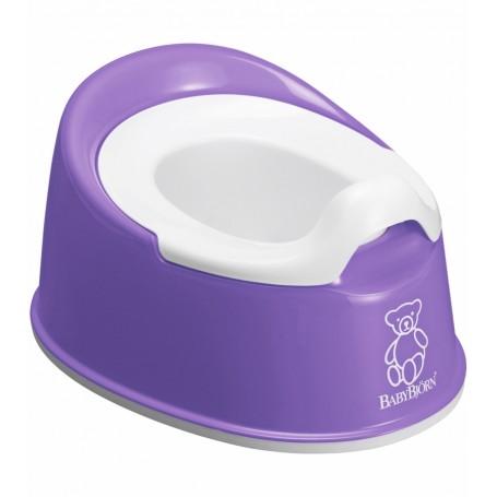 Naktipuodis BabyBjorn Smart Potty (spalva - violetinė)