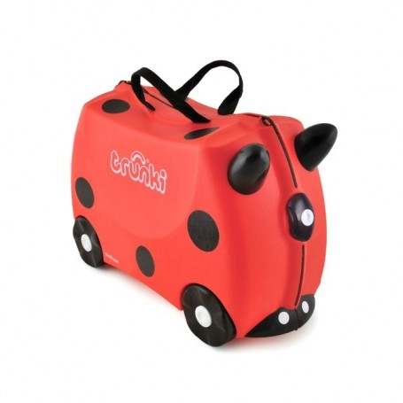 Trunki lagaminas Ladybug Harley