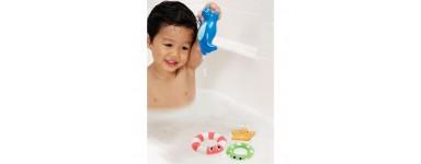 Vonios, maudynių žaislai
