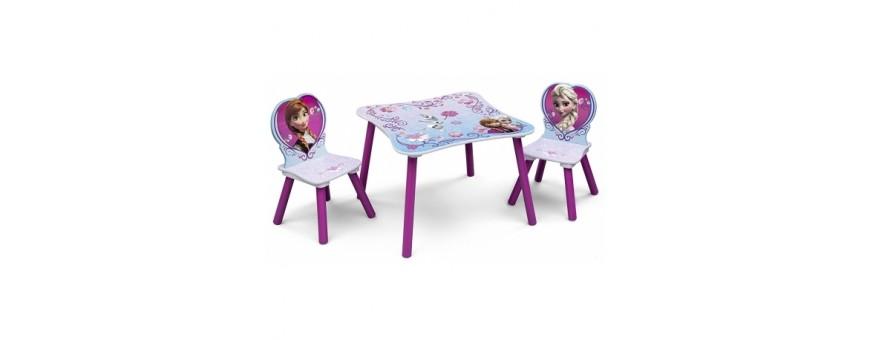 Staliukai su kėdutėmis